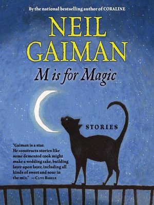 Click this cover for a(n) Audiobook sample of M is for Magic.