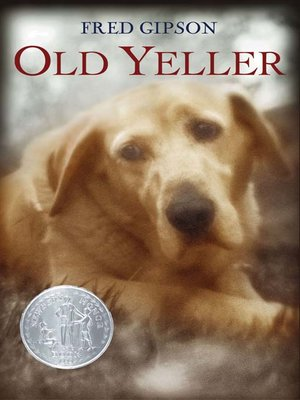 Click this cover for a(n) eBook sample of Old Yeller