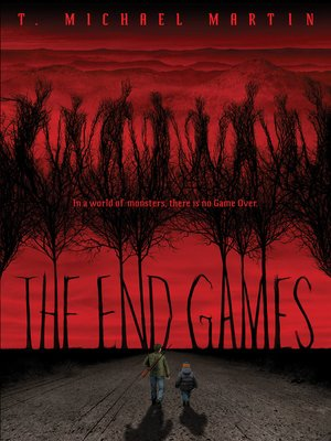 Click this cover for a(n) eBook sample of The End Games.