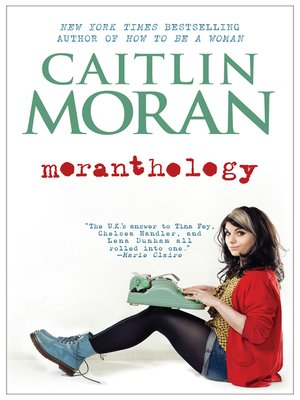 Cover of Moranthology
