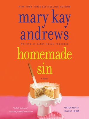 Click this cover for a(n) Audiobook sample of Homemade Sin