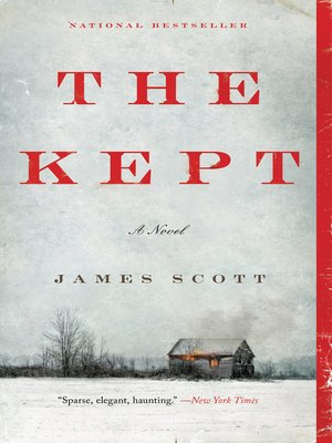 Cover of The Kept