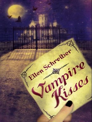Click this cover for a(n) eBook sample of Vampire Kisses