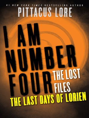 The Last Days of Lorien