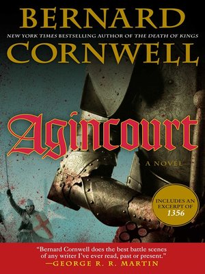 Click this cover for a(n) eBook sample of Agincourt
