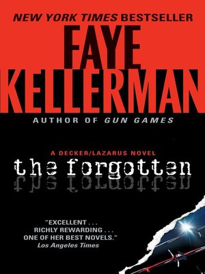 Click this cover for a(n) eBook sample of The Forgotten.