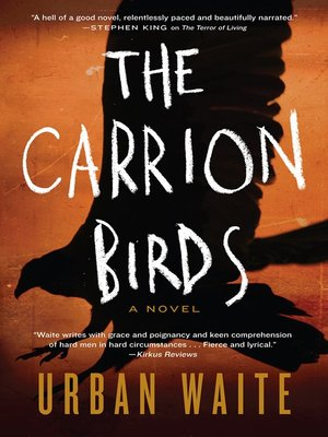Click this cover for a(n) eBook sample of The Carrion Birds.