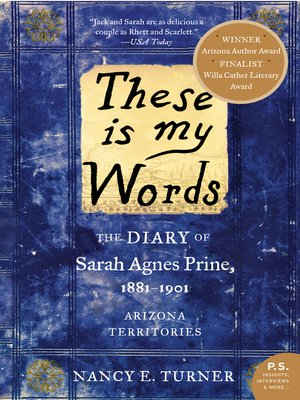 Click this cover for a(n) eBook sample of These is My Words.