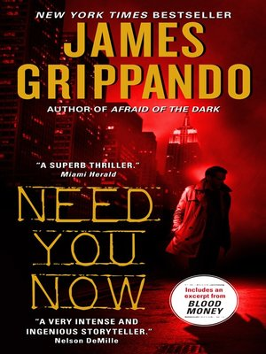 Click this cover for a(n) eBook sample of Need You Now.
