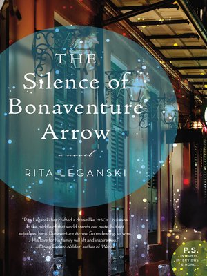 Click this cover for a(n) eBook sample of The Silence of Bonaventure Arrow