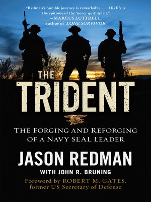 Click this cover for a(n) eBook sample of The Trident