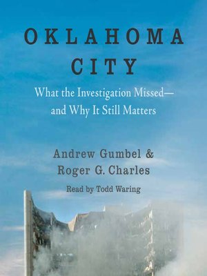 Cover of Oklahoma City