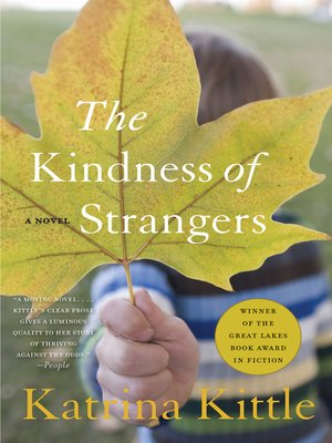 Click this cover for a(n) eBook sample of The Kindness of Strangers.