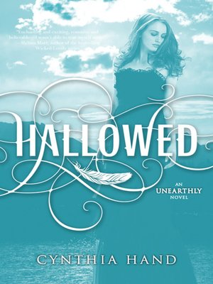 Click this cover for a(n) eBook sample of Hallowed.