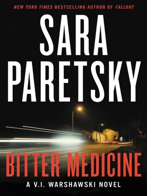 Click this cover for a(n) eBook sample of Bitter Medicine