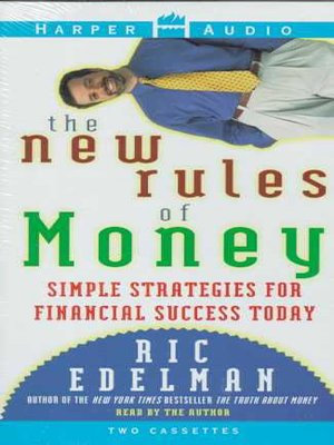 Click this cover for a(n) Audiobook sample of New Rules of Money