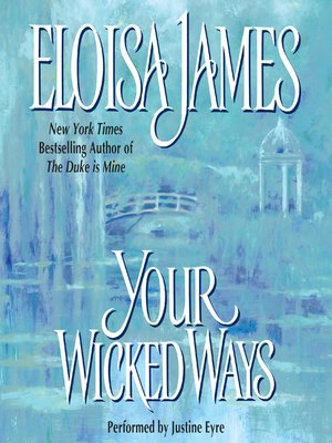 Click this cover for a(n) Audiobook sample of Your Wicked Ways.