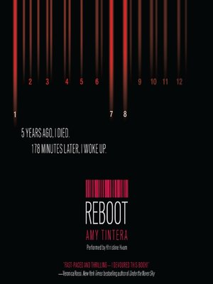 Click this cover for a(n) Audiobook sample of Reboot.