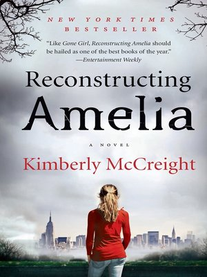 Click this cover for a(n) eBook sample of Reconstructing Amelia