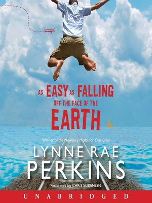 Click this cover for a(n) Audiobook sample of As Easy as Falling Off the Face of the Earth.