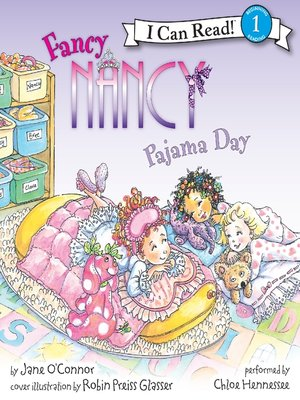 Click this cover for a(n) Audiobook sample of Pajama Day.