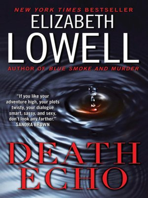 Click this cover for a(n) eBook sample of Death Echo