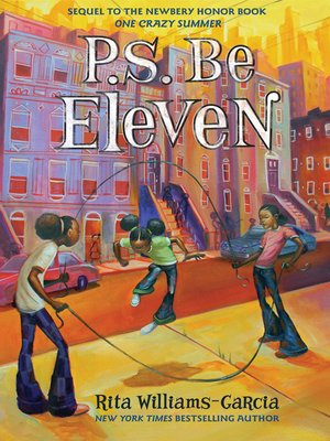 Click this cover for a(n) eBook sample of P. S. Be Eleven.