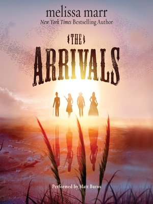 Click this cover for a(n) Audiobook sample of The Arrivals.