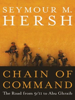 Click this cover for a(n) eBook sample of Chain of Command.