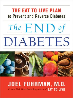 Click this cover for a(n) eBook sample of The End of Diabetes.