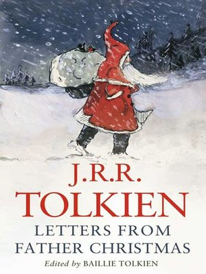 Click this cover for a(n) eBook sample of Letters from Father Christmas