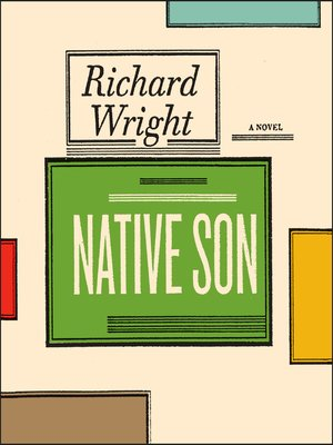 Click this cover for a(n) Audiobook sample of Native Son.