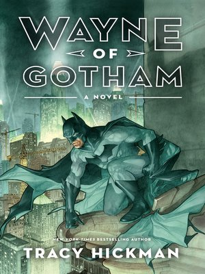 Cover of Wayne of Gotham