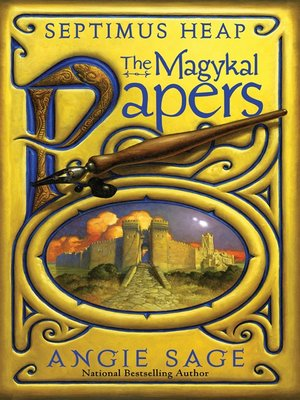 Click this cover for a(n) eBook sample of The Magykal Papers
