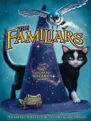 Click this cover for a(n) eBook sample of The Familiars