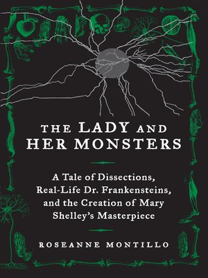 Click this cover for a(n) eBook sample of The Lady and Her Monsters.