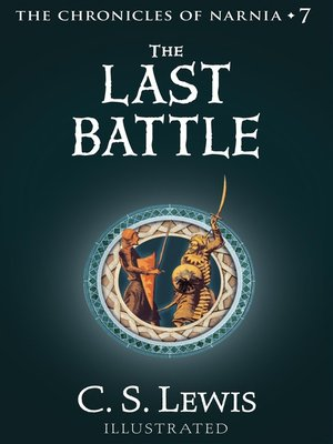 Click this cover for a(n) eBook sample of The Last Battle