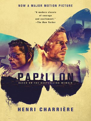 Click this cover for a(n) eBook sample of Papillon