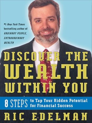 Click this cover for a(n) Audiobook sample of Discover the Wealth Within You.