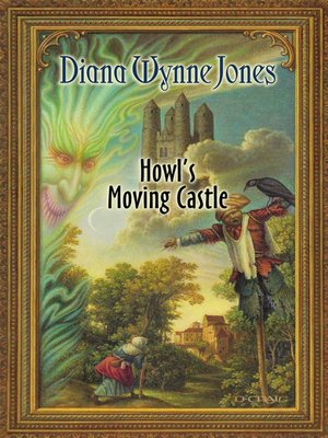 Click this cover for a(n) eBook sample of Howl's Moving Castle.