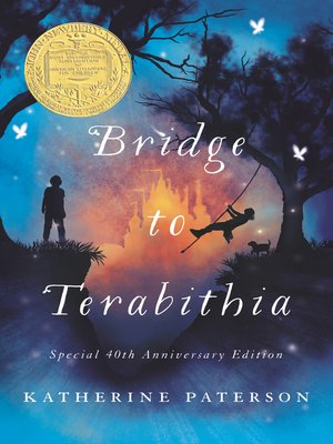 Click this cover for a(n) eBook sample of Bridge to Terabithia