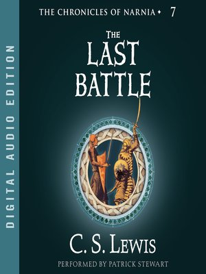 Click this cover for a(n) Audiobook sample of The Last Battle
