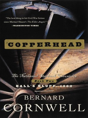 Click this cover for a(n) eBook sample of Copperhead