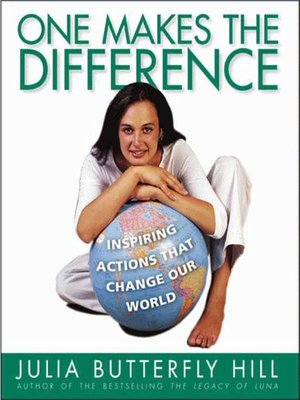 Cover of One Makes the Difference