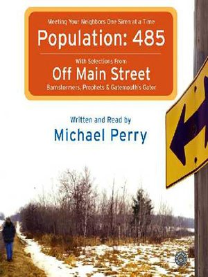 Click this cover for a(n) Audiobook sample of Population.