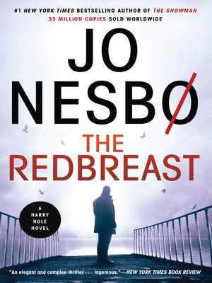 Click this cover for a(n) eBook sample of The Redbreast