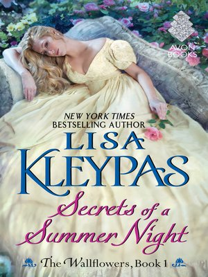 Click this cover for a(n) eBook sample of Secrets of a Summer Night.