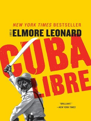 Click this cover for a(n) eBook sample of Cuba Libre.