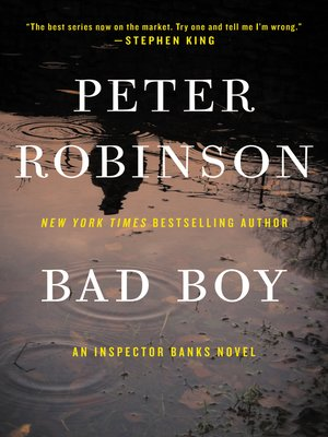 Click this cover for a(n) eBook sample of Bad Boy.