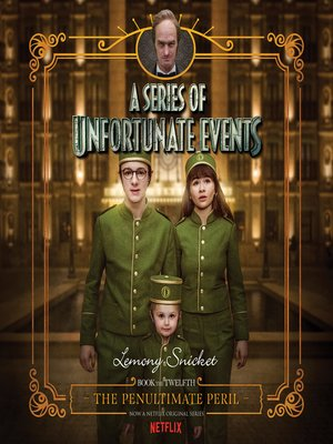 a series of unfortunate events ebook download
